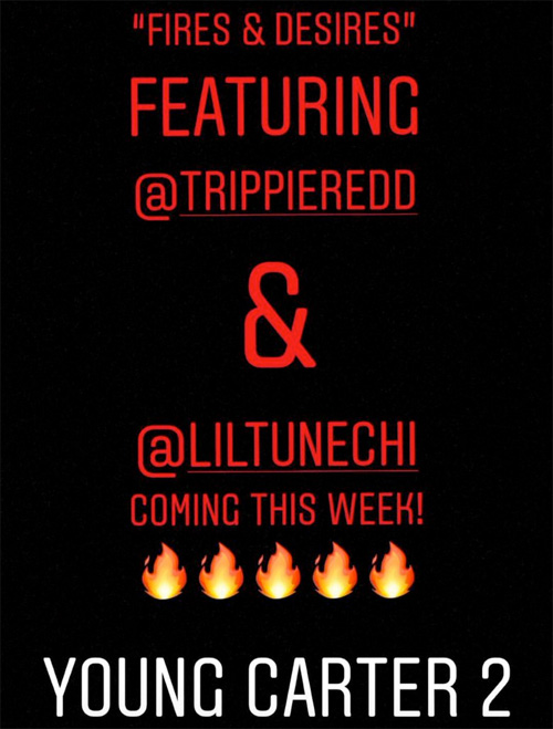 Lil Twist Reveals When His Fires & Desires Collaboration With Lil Wayne & Trippie Redd Will Drop
