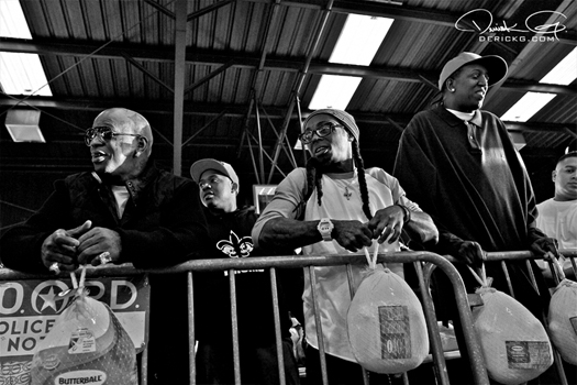 YMCMB 2011 Thanksgiving Day Turkey Giveaway
