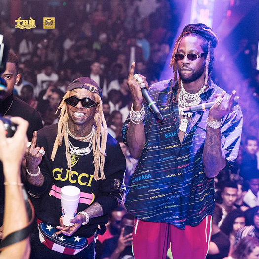 2 Chainz Blue C-Note Feat Lil Wayne