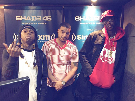 Lil Wayne Talks Skating With Justin Bieber, Label Situation, Africa, More Songs With Jay Z & More