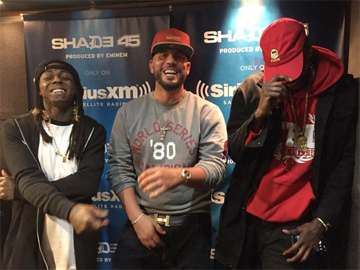 DJ Drama Teases A Dedication 7 Mixtape With Lil Wayne