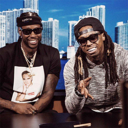 Lil Wayne & 2 Chainz Appear On Highly Questionable, Share Crazy Stories Involving Females & Athletes