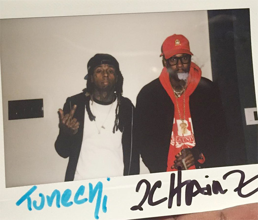 Lil Wayne & 2 Chainz To Perform As A Duo At The 2016 Free Press Summer Festival In Houston