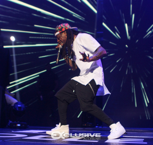 Lil Wayne & 2 Chainz Perform Live In Atlanta For The TIDAL X ColleGrove Show