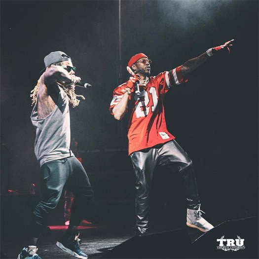 Lil Wayne & 2 Chainz Perform No Problem Live At The 2016 Music Midtown Festival In Atlanta