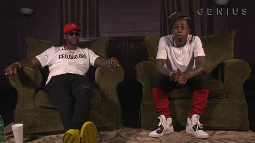 Lil Wayne & 2 Chainz Speak On The Difference Between Southern MCs & East Coast MCs, Sqad Up, Hot Boys & I Feel Like Dying