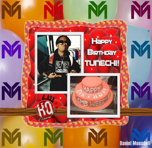 Strange Happy Birthday Lil Wayne Personalised Birthday Cards Petedlily Jamesorg