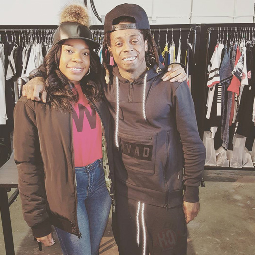 Lil Wayne Attends Agenda Trade Show In Miami To Promote TRUKFIT