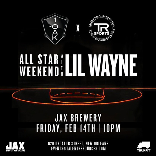 Find Out How Lil Wayne Will Kick Off All-Star Weekend & Celebrate CIAA Weekend