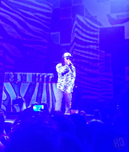Lil Wayne Performs Live In Brussels Belgium On His European Tour