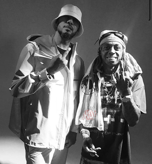 Swizz Beatz Reveals Lil Wayne Uproar Single Did Not Have A Chorus At First