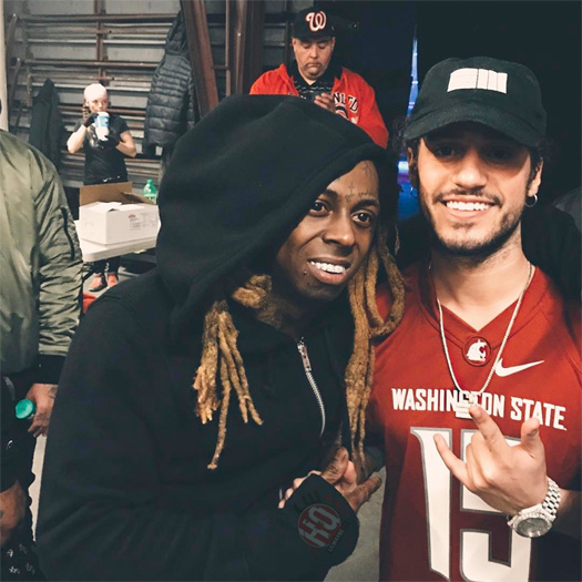 Russ Reveals He Grew Up On 07 Lil Wayne & Calls Wayne One Of His GOATs