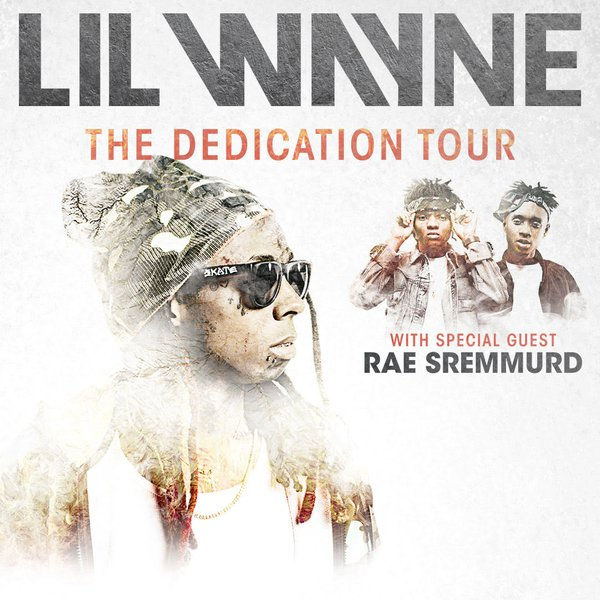 Lil Wayne Announces The Dedication Tour With Rae Sremmurd, Reveals Dates & Locations