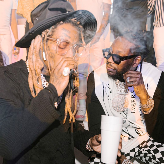 2 Chainz Reveals How Long Him & Lil Wayne Have Been Working On ColleGrove 2