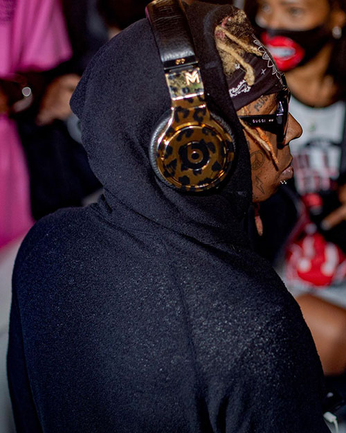 Lil Wayne Attends DJ Stevie J Birthday Bash At The Urban In Miami