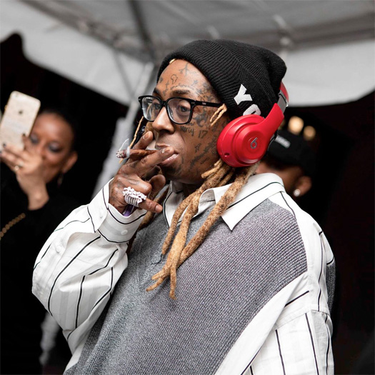 Lil Wayne Talks About Being A Machine & Living His Dream Every Day At Funeral Album Release Party
