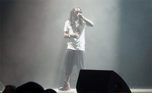 The Drake vs Lil Wayne Tour Makes A Stop In Seattle Washington