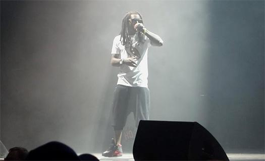 The Drake vs Lil Wayne Tour Makes A Stop In Seattle Washington