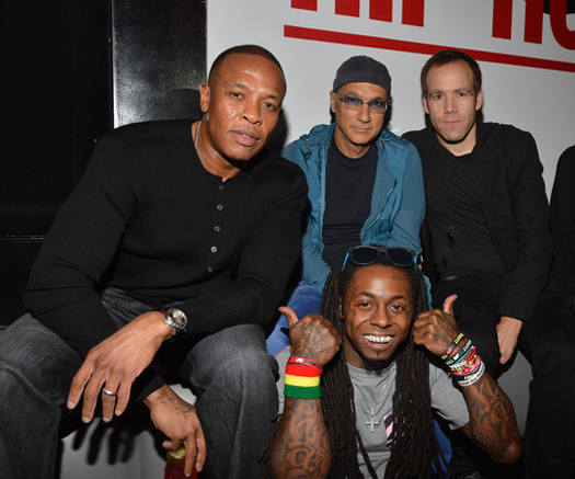 Lil Wayne Says He Has Recorded 90 Songs With Dr. Dre