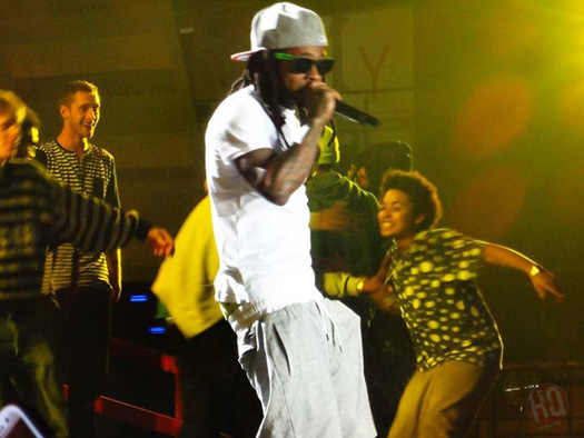 More Photos Of Lil Wayne Performing Live In Berlin Germany On His European Tour