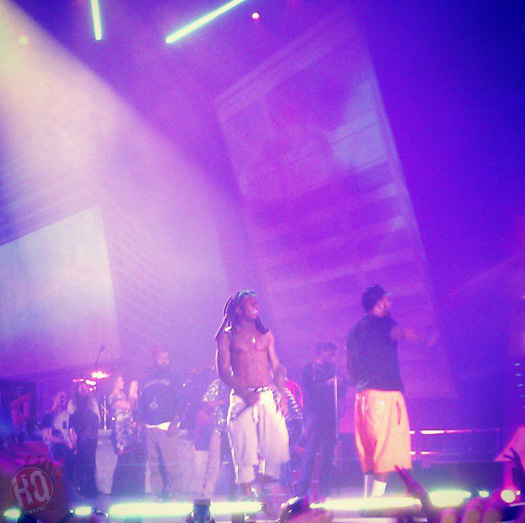 Lil Wayne Performs Live In Berlin Germany On His European Tour