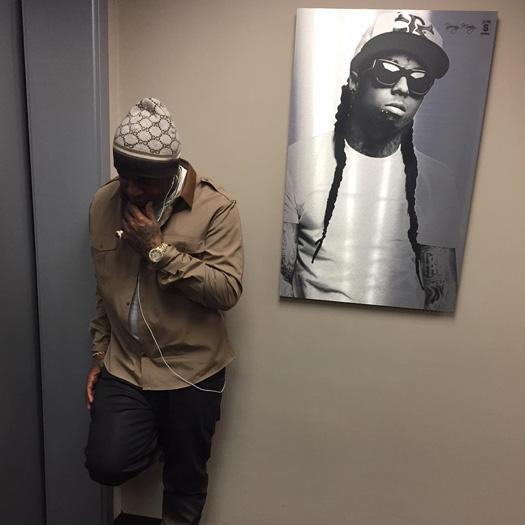 Lil Wayne & Birdman Attempting To Squash Their Beef