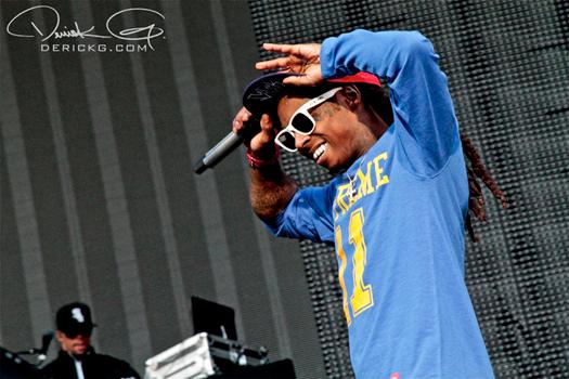 Lil Wayne & Birdman In Australia & Hawaii