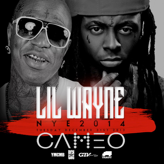 Find Out How Lil Wayne & Birdman Will Be Celebrating New Years