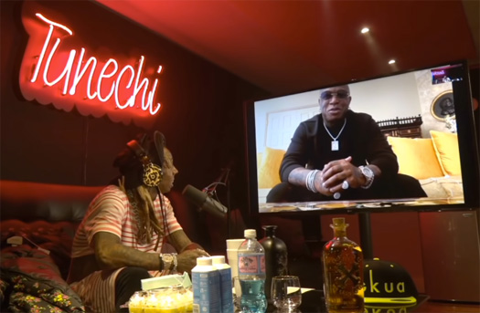 Lil Wayne Chats To Birdman, Chris Brown, August Alsina, 2 Chainz, Omar Jahwar, Brett Berish & Aaron Jones For Episode 12 Of Young Money Radio