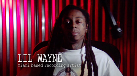 Lil Wayne & Birdman Chat To ESPN About Why They Love To Attend Miami Heat Games