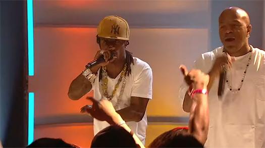 Lil Wayne & Birdman Perform Live On CD USA In 2006