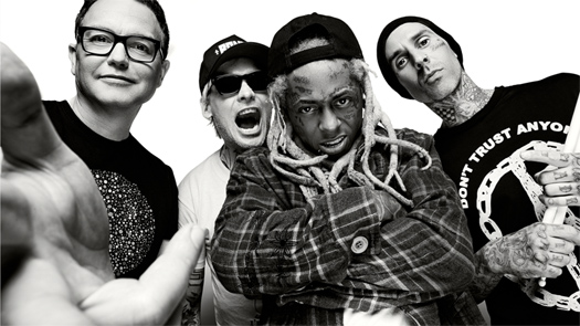 Blink 182 Discuss Their Upcoming Tour With Lil Wayne
