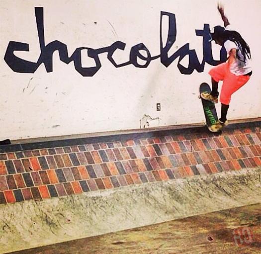 Lil Wayne Stops By Brandon Biebel Private Skatepark In Los Angeles