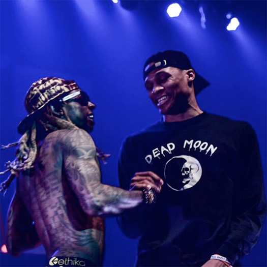 Lil Wayne Brings Out Russell Westbrook During His Oklahoma City Show