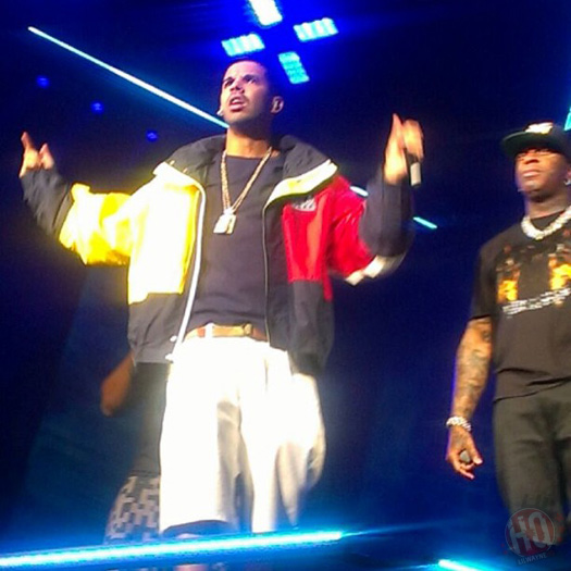 Lil Wayne Performs Live In Buffalo On Americas Most Wanted Tour