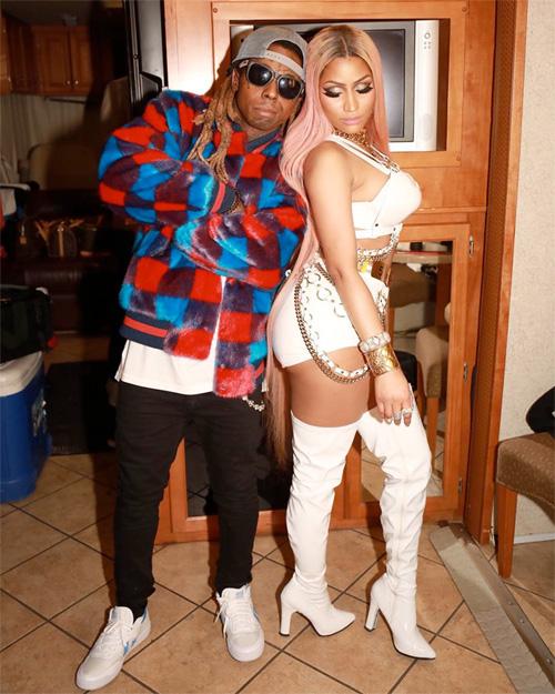 Lil Wayne Calls In To Nicki Minaj Apple Music Beats 1 Radio Interview