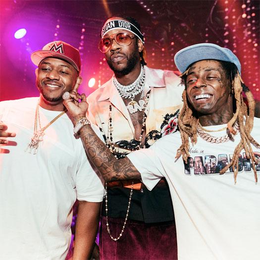 Lil Wayne Cancels 2018 Panorama Music Festival Set, Heads To STORY Nightclub Wearing A Walking Brace