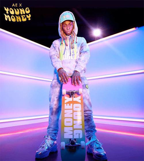 Lil Wayne Cap & Gown