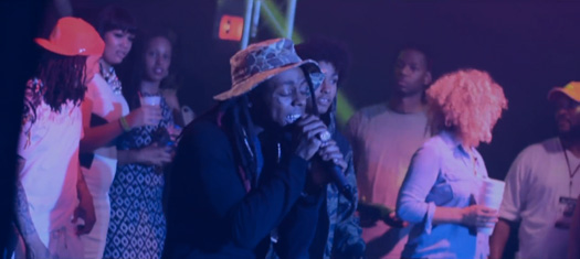 Lil Wayne Attends Celeberties Nightclub In Cincinnati For Release Partiez Tour