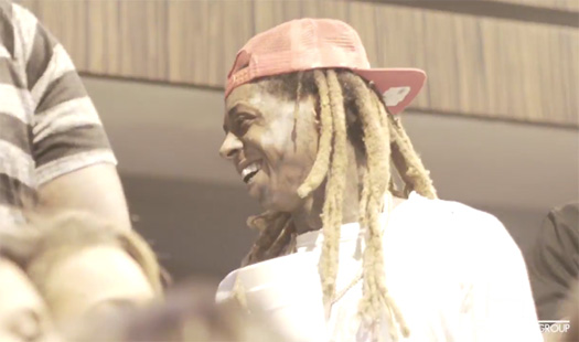Lil Wayne Celebrates 34th Birthday At LIV Nightclub In Miami