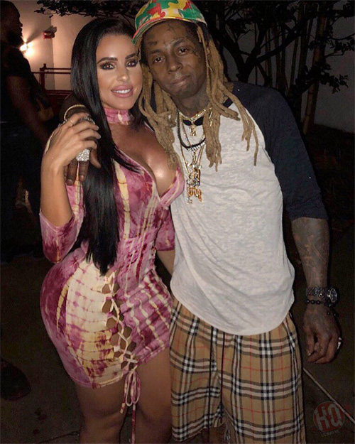 Lil Wayne Makes Special Appearance On VH1 Cartel Crew, Stephanie Acevedo Says Fiancee Dhea Is Spreading Rumors About Their Relationship
