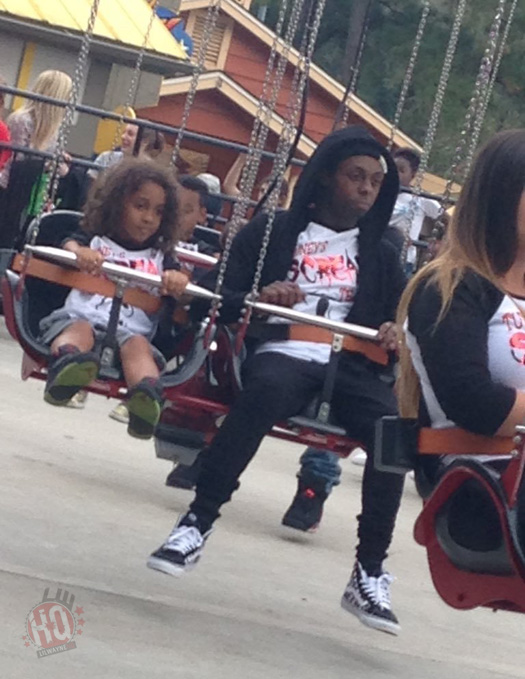 Lil Wayne Dwayne Carter Iii Beyond The Radio with ...