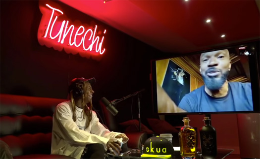 Lil Wayne Chats To Fat Joe, Lil Durk, Jamie Foxx & Henry Cejudo About His Top 5, The Masked Singer, Andre Harrell, Betty Wright & More
