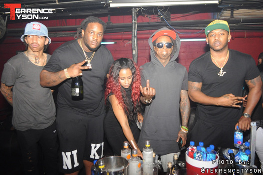 HoodyBaby First Class Feat Lil Wayne
