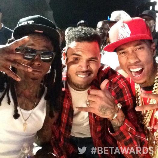 Young Money Win At 2014 Bet Awards Lil Wayne Performs