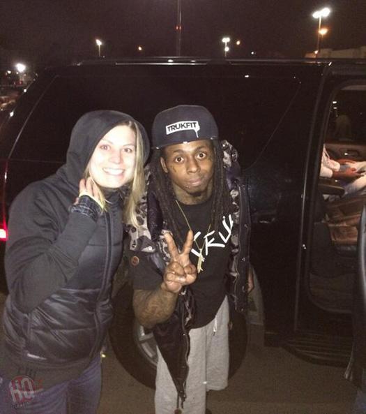 Lil Wayne Celebrated CIAA Weekend At CAMEO Nightclub In Miami