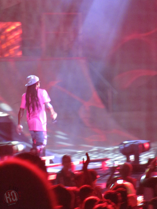 Lil Wayne Performs Live In Cincinnati On Americas Most Wanted Tour