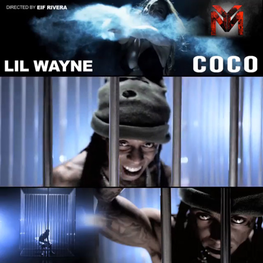 Teaser For Lil Wayne Coco Music Video