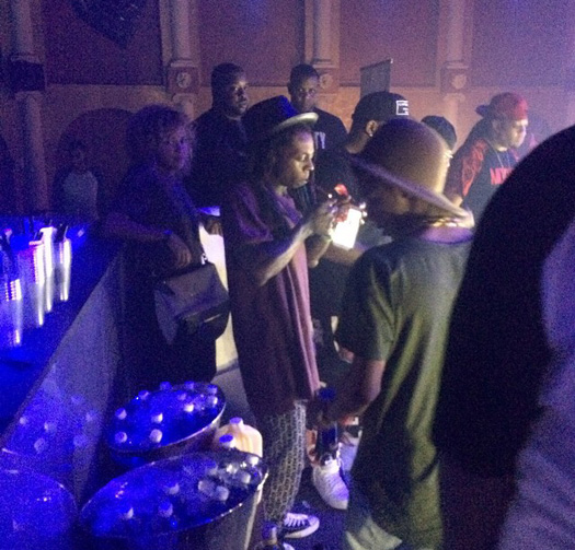 Lil Wayne Attends & Performs Live At Coliseum Nightclub In Tallahassee