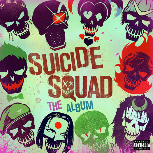 Lil Wayne Has A Collaboration With Wiz Khalifa, Logic & Ty Dolla Sign On The Suicide Squad Soundtrack